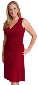 Annee Matthew Gercian Dress