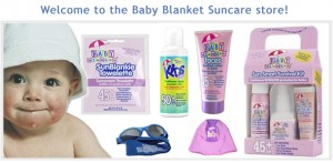 BabyBlanketSuncareproducts