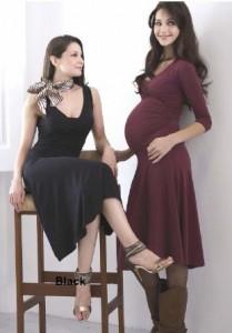 Dana Maternity & Nursing Dress