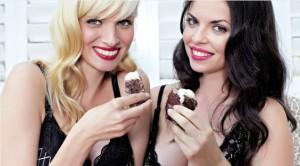 Black Licorice Nursing Bras from Cake Lingerie