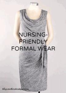 53208cee45cfb Nursing-Friendly Wedding Attire « Mommy News and Views Blog