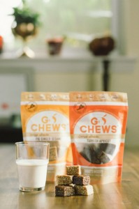 2 packages of go chews